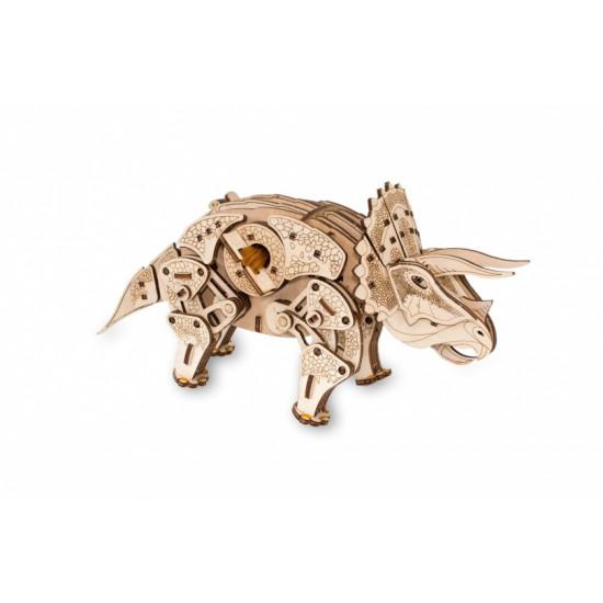 Triceratops Houten Modelbouw